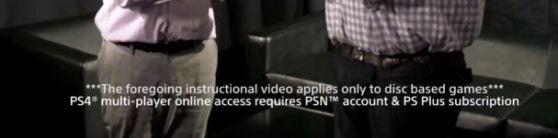 Sony multiplyaer