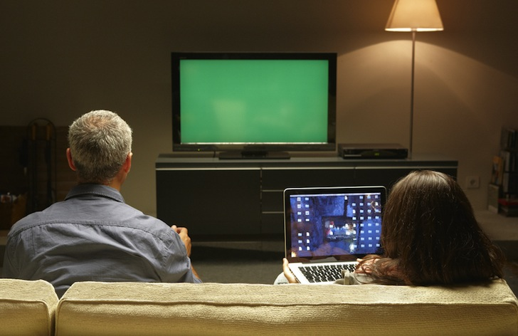 TV, second screen