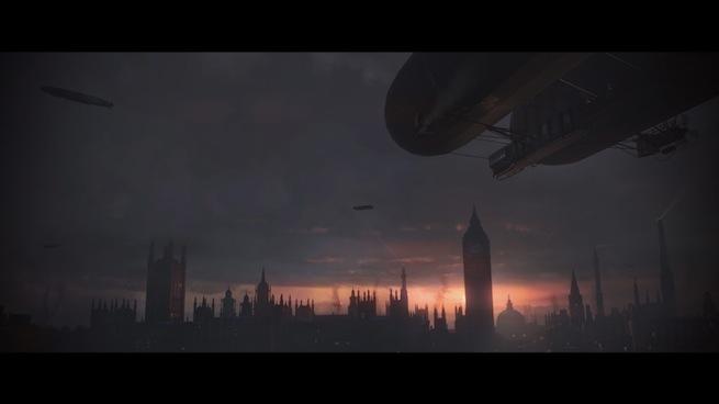 London Riddere I 3D Stripe
