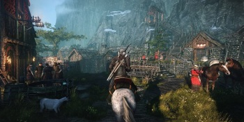 The Witcher 3 takes top honors at GDC Awards while Her Story racks up other wins