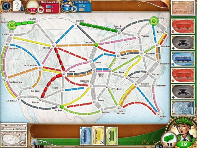 Board games on Android