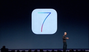 Tim Cook iOS 7