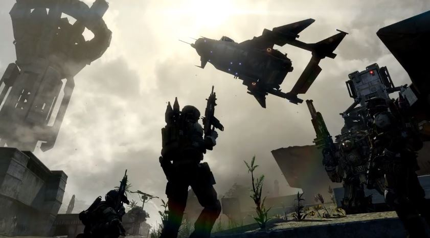 Titanfall 2 System Requirements Pc - pngkey.com