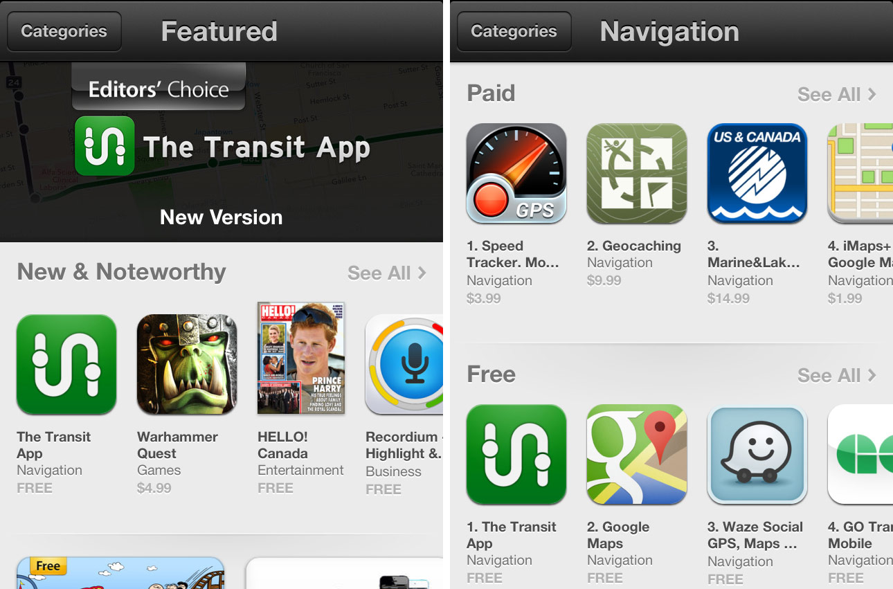 How tiny commuting app Transit is beating Google Maps in ...