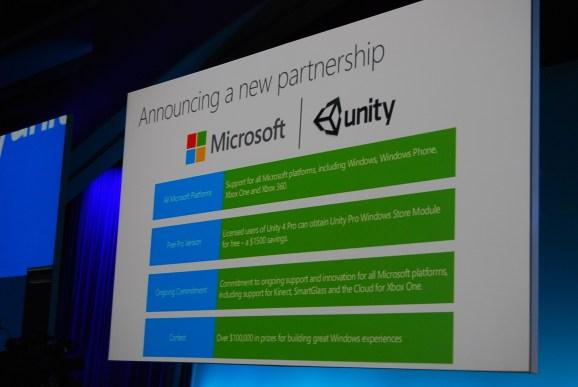 Microsoft Unity