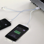 Streamline your charging with The 3-in-1 Universal USB Charging Cable [VB Store]