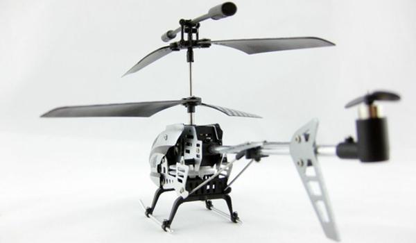 VB - RoboCopter