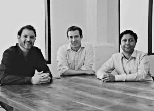 Vidora cofounders