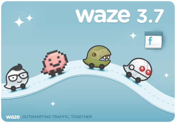 waze 3-7 update