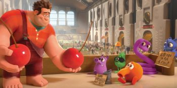Wreck-It Ralph 2 takes its love of gaming from the arcade to the internet