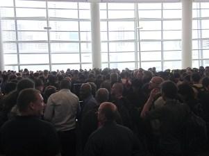 WWDC crowd