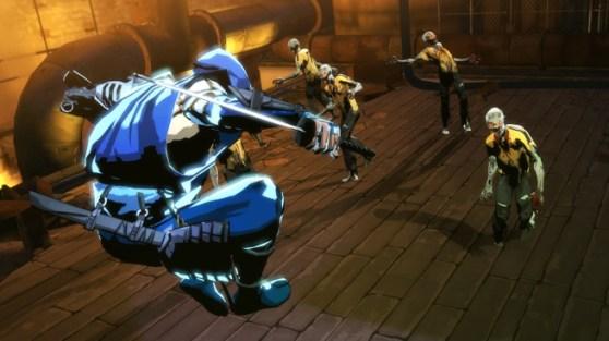Yaiba: Ninja Gaiden Z 4