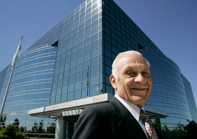 Amar Bose, the founder of Bose Corp. He died Friday at 83.