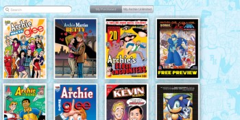Archie Comics makes digital comics available for free through new ad model