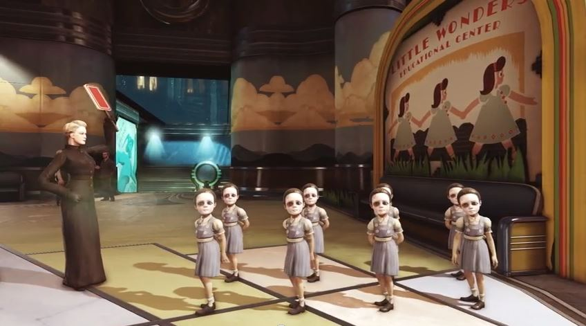 BioShock's Rapture returns to BioShock Infinite.
