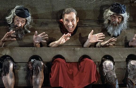 Mel Brooks as Torquemada