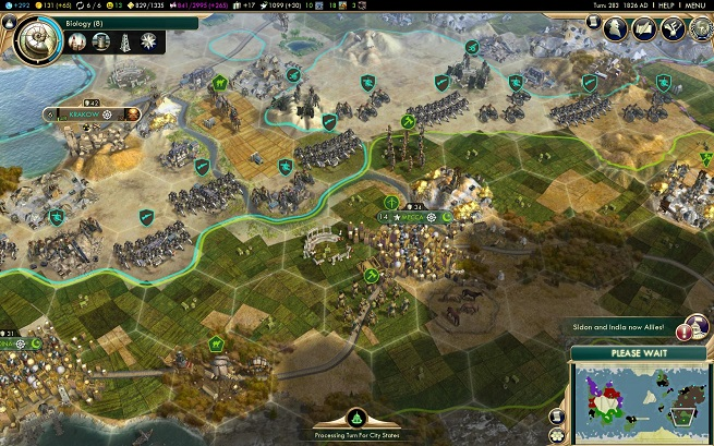Civilization V's Brave New World expansion again fails to make an