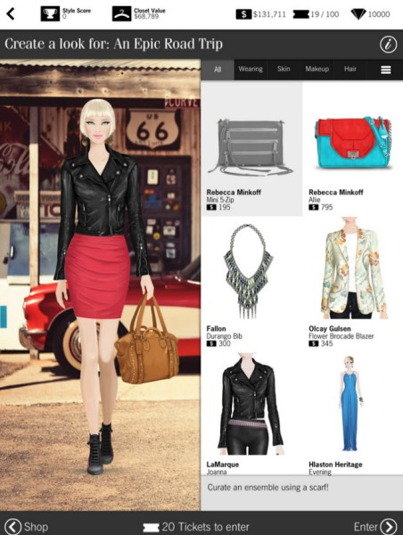 Crowdstar Enlists Real Brands For Its Covet Fashion Mobile Game Venturebeat