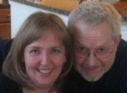 Kathryn and David Clarke