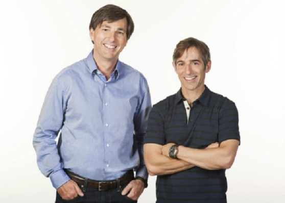 don mattrick and mark pincus