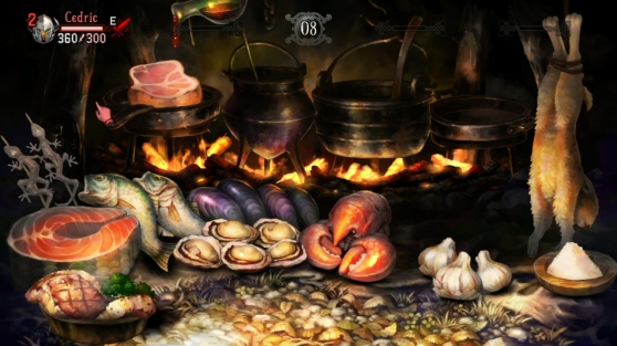 Dragon's Crown Cooking