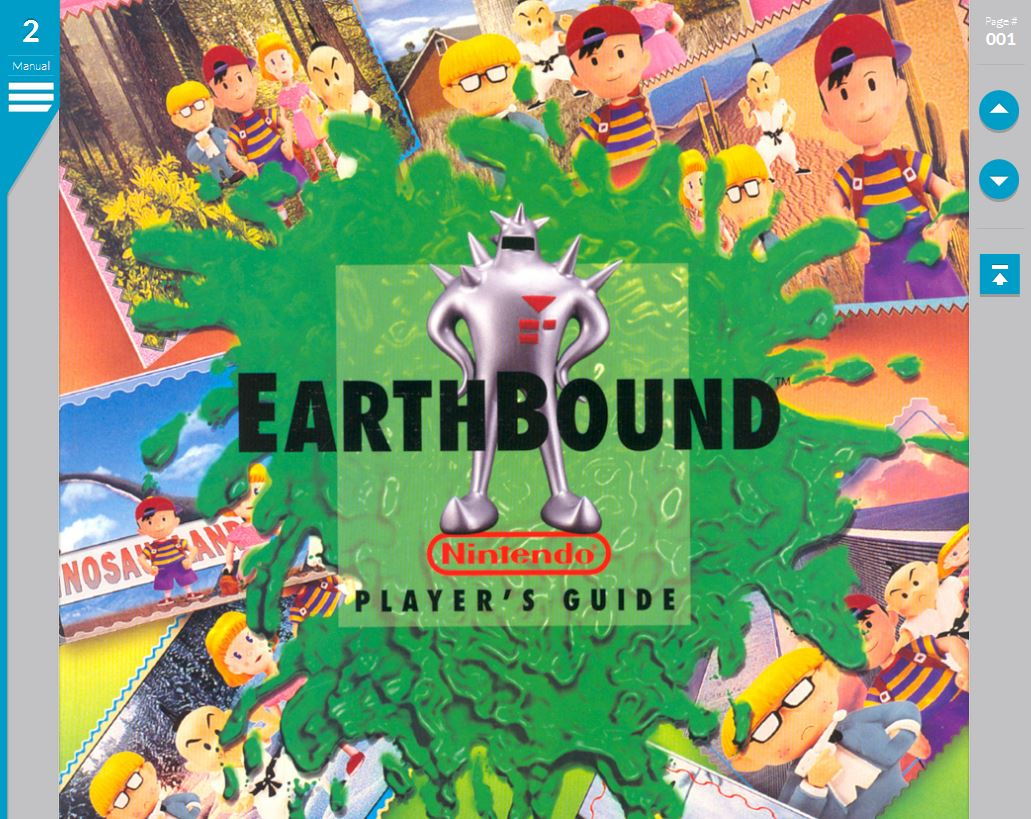 nintendo releases wii u optimized e version of original earthbound rh venturebeat com earthbound strategy guide wii u earthbound strategy guide amazon