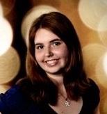 Emily Clarke in high school