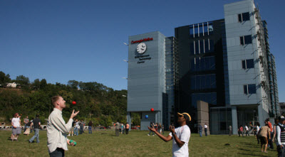 Entertainment Technology Center