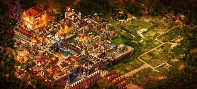 Game of War: Fire Age is Machine Zone's hit mobile release.