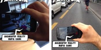 Millform launches its augmented-reality mafia game Gbanga Famiglia (exclusive)