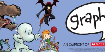 ComiXology signs publishing deal with Scholastic for more children's book content