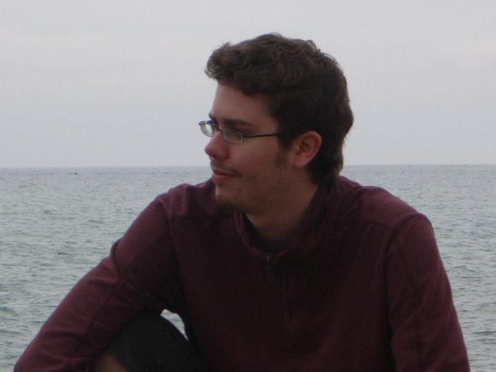 iAuthor's Founder, Adam Kolczynski