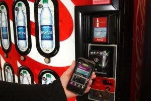 Isis NFC coke machine