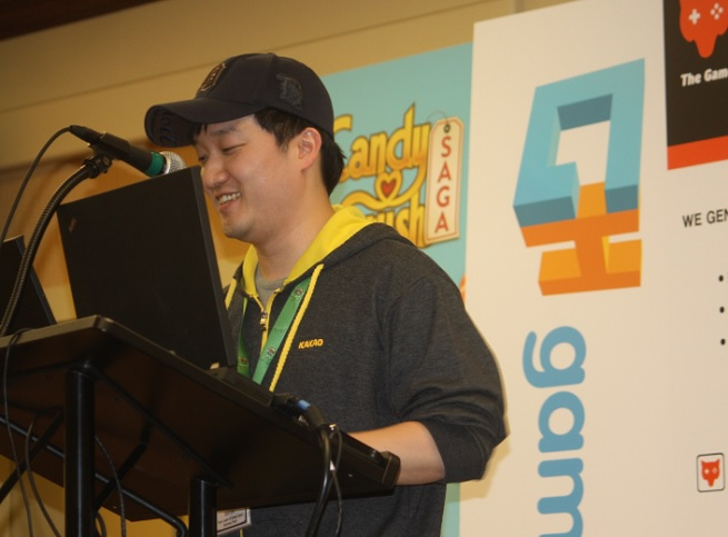 KakaoGame's Eric Choi