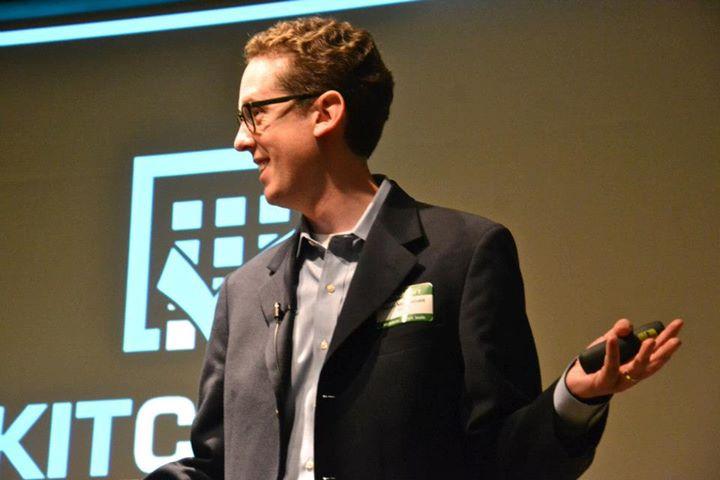 Kit Check founder, Kevin MacDonald