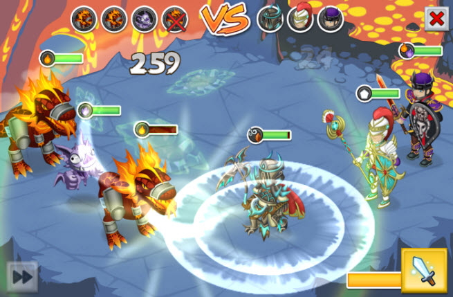 Knights and Dragons mod and apk download for pc, ios and android