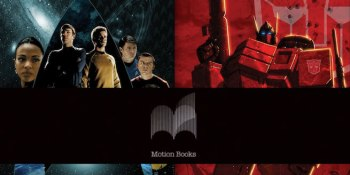 Ahead of Comic-Con, Madefire brings its motion book tech to IDW, Top Cow, & Boom Studios