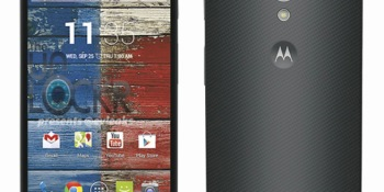 More pictures of Google's Moto X superphone leak to the web