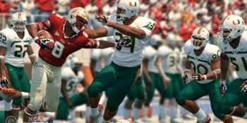 NCAA Football 14's tired playbook leaves it short of the end zone (review)