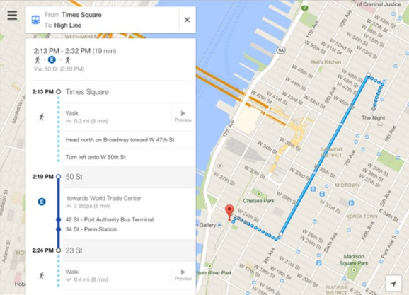 Rejoice google maps finally returns to the ipad venturebeat google maps finally returns to the ipad gumiabroncs Gallery