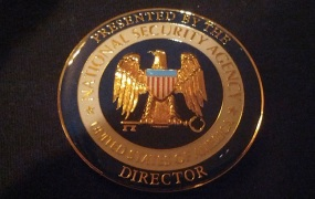 NSA Coin from Def Con