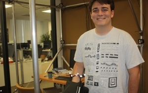 Palmer Luckey at Oculus VR