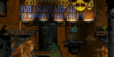 Oddworld: Abe's Oddyssee