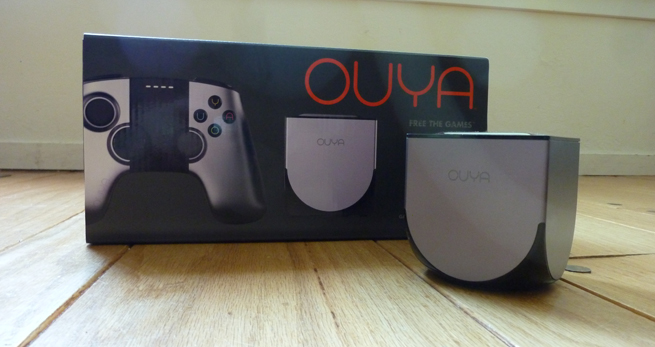 Ouya: Retail Edition