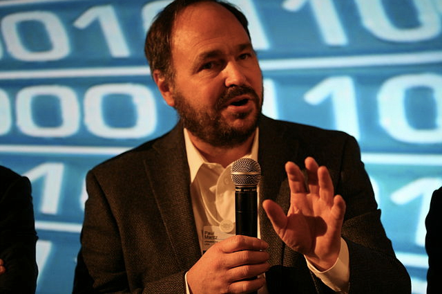CEO of Pivotal, Paul Maritz