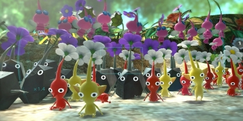 Joyful exploration and intense fights make Pikmin 3 the best Wii U game yet (review)