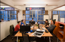 Startups working at White Bear Yard