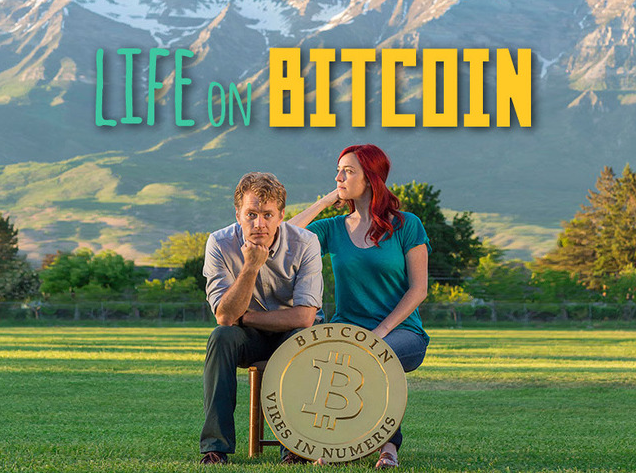 Austin and Beccy Craig will leave behind common currencies like the dollar and conveniences such as credit cards for the glory of Bitcoin -- and we'll get to see what happens in their documentary.