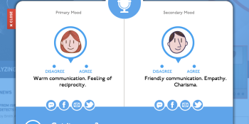 Emotion analytics startup Beyond Verbal scores $1M in additional funding