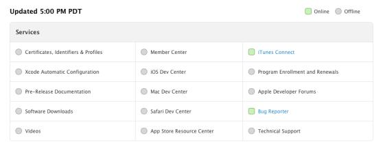 apple developer resources